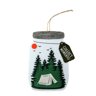 Collect Memories Jar - Go Outdoors Event