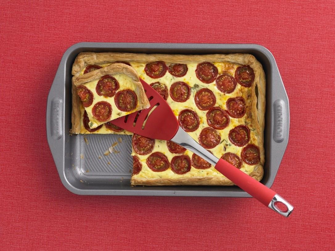 Roasted Tomato, Ricotta, Red Pepper