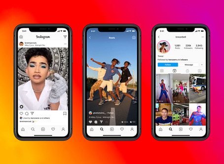 Instagram Reels - The TikTok Clone?