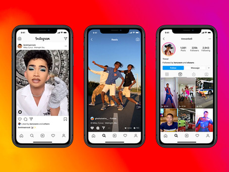 Instagram Reels - The TikTok Clone?
