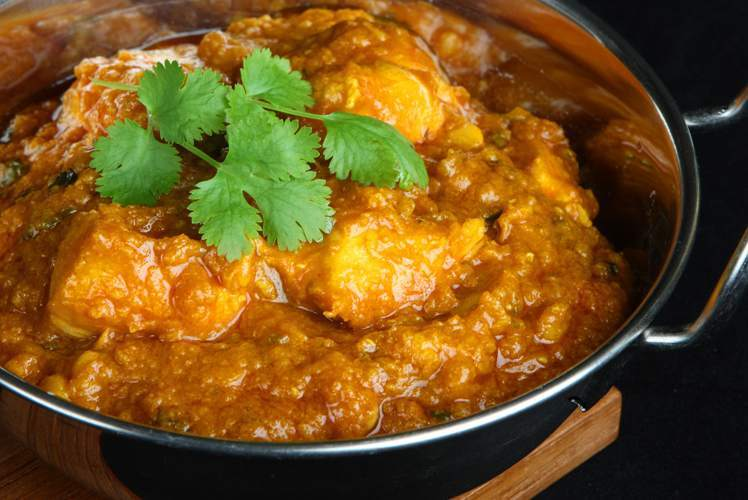 Dhal Chicken