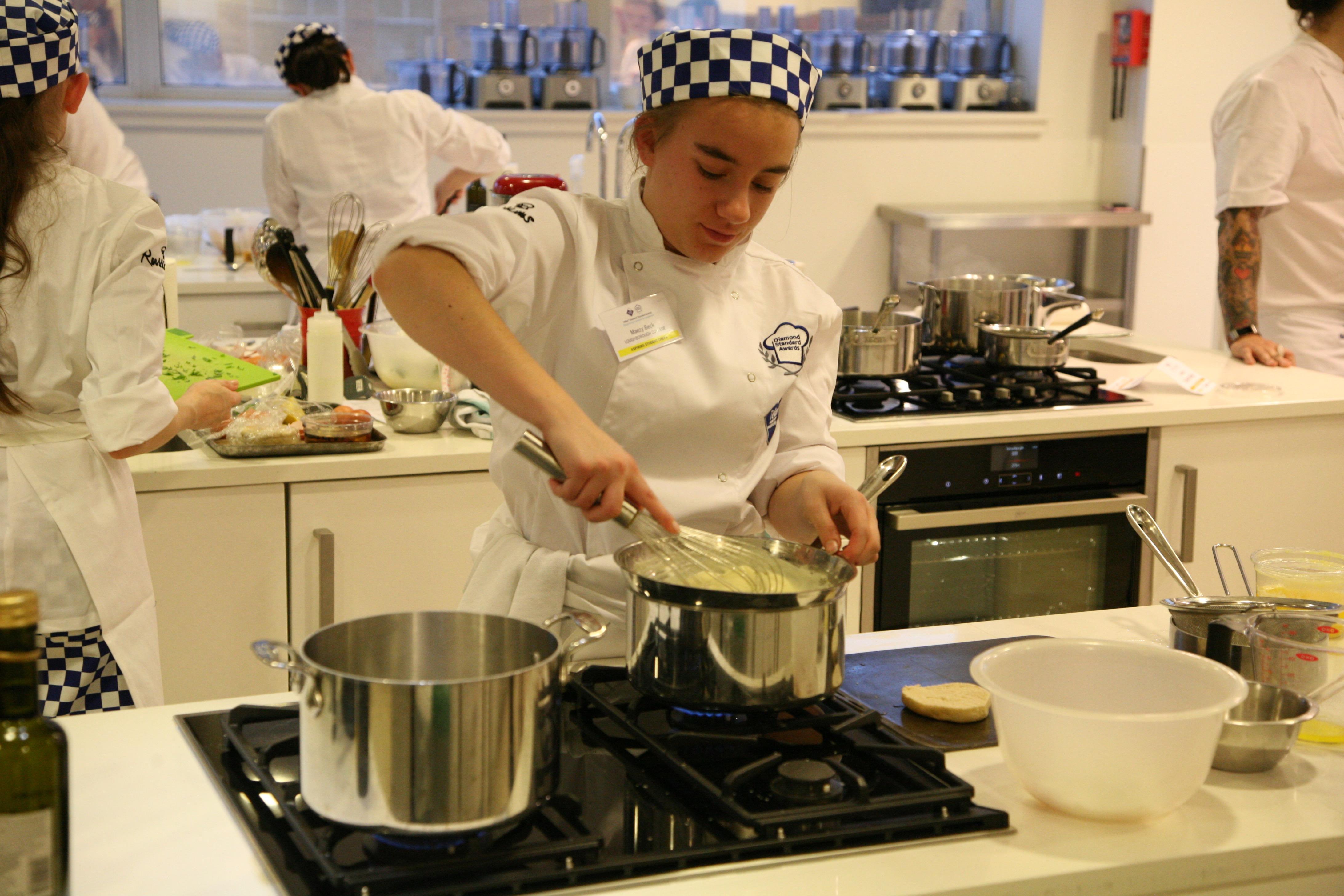 Aspiring Student Chefs