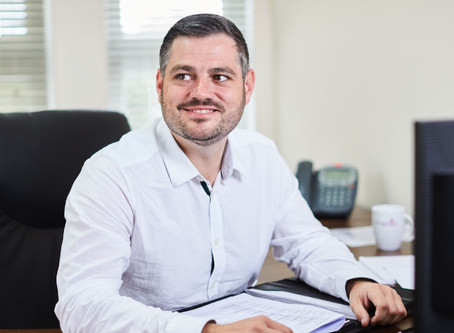 Let's Figure It Out: An insight into our client, Thomas Quinn