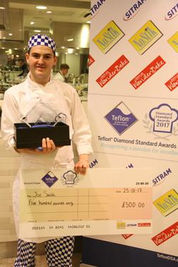 Aspiring Student Chef Winner