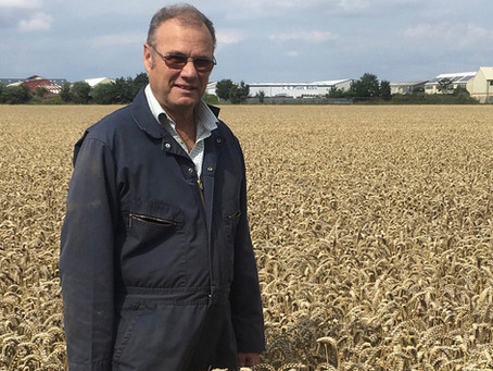An Update From Growers Club Member, Ian Willox