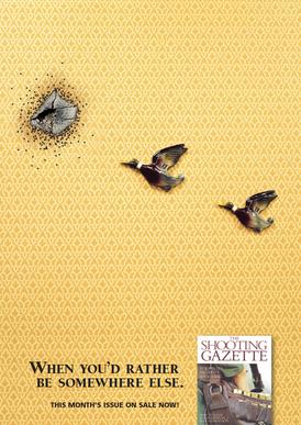 Shooting Gazette Advertising