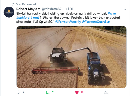 Favourite RAGT Tweets - July 2020