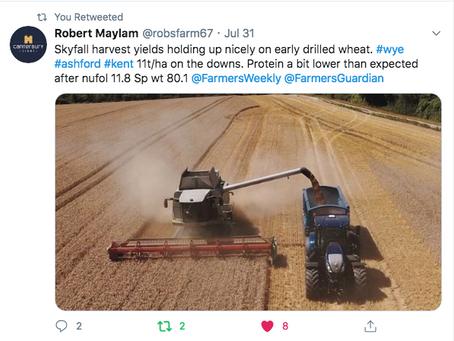 Favourite RAGT Tweets - July 2020
