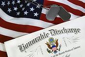 Veterans Honorable Discharge