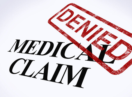 Denials Commonly Result From These Areas