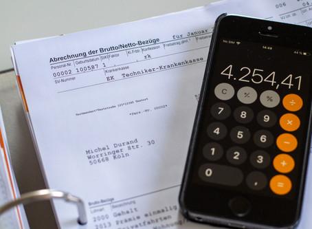 Comment établir une fiche de paie allemande : exemple et explications