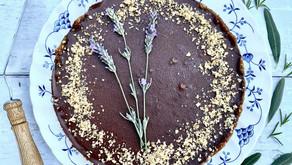 Pastís de xocolata sense forn