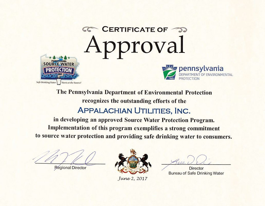Appalachian Utilites, Inc.