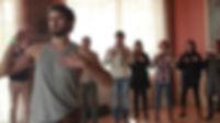 Percusión corporal - Team Building
