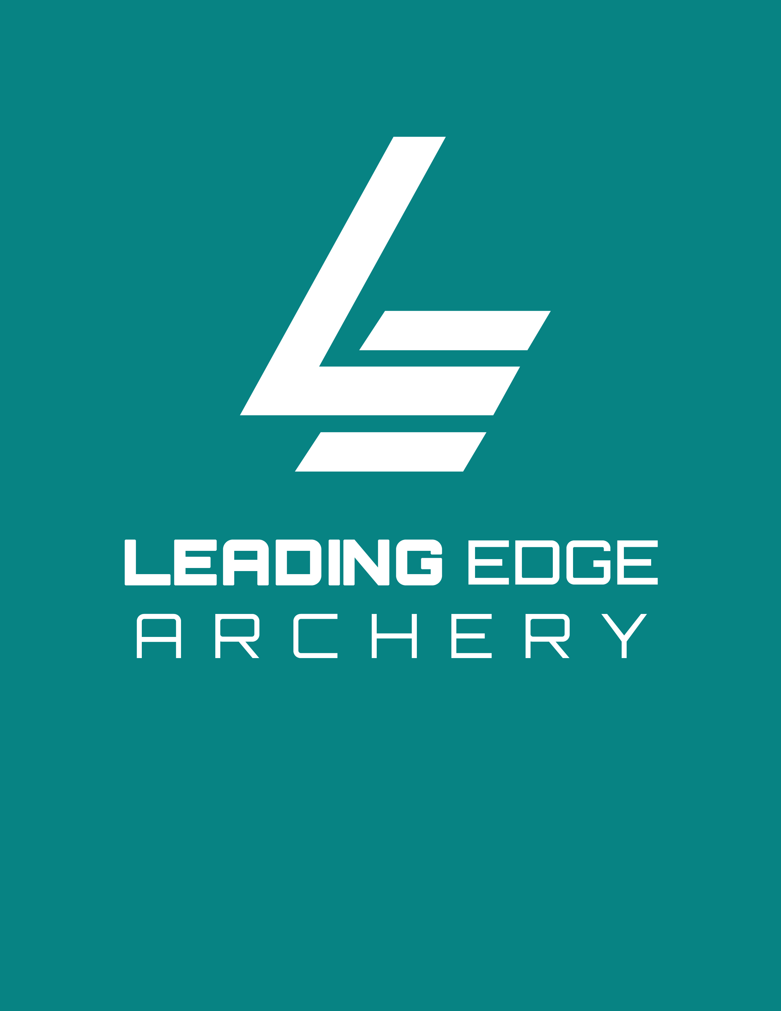 Leading Edge Archery - logo