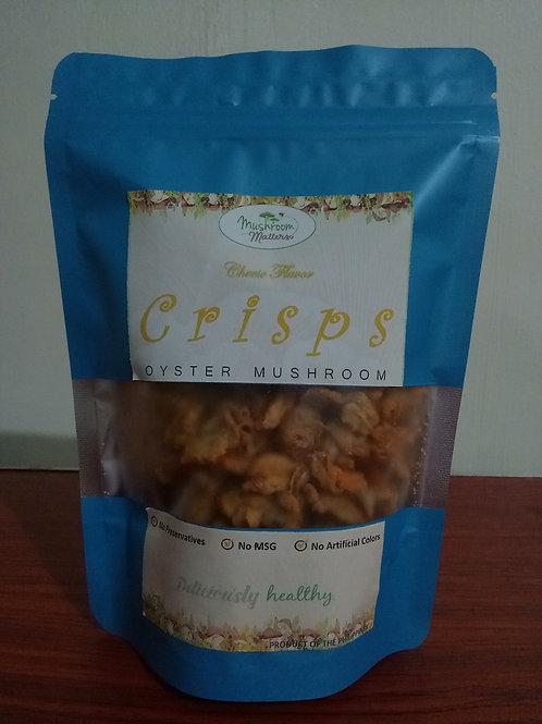 (3)Crispy Mushroom