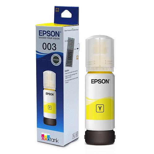 (19)Epson Ink 003 Y