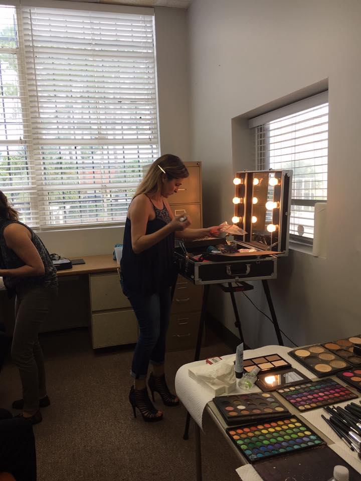 Makeup Artist, Brenda Irizarry
