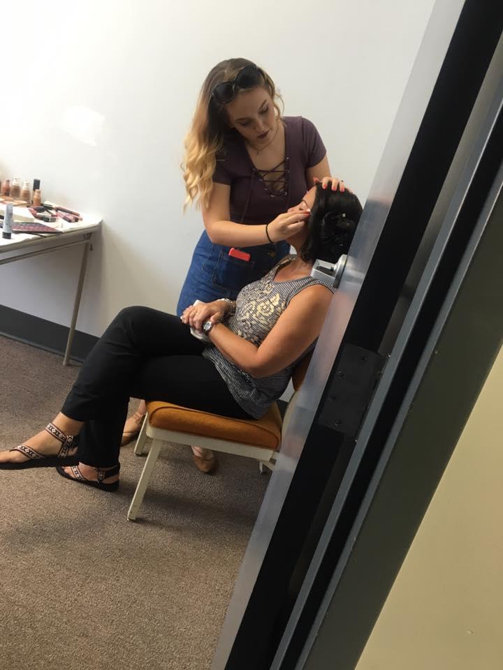 Taylor Rodriguez, Makeup Artist