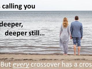 No Rabbit Trails: He's calling you deeper, deeper still