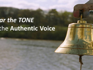 The Resonance of The Authentic Voice