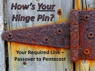 How Rusty Is Your Hinge Pin?