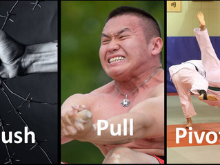 Push, Pull, & Pivot! Do NOT resign yourself to barreness