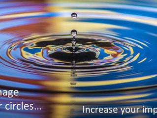 Manage Your Circles - Increase Your Impact