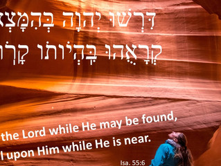He's Waiting: Seek Him While He May Be Found