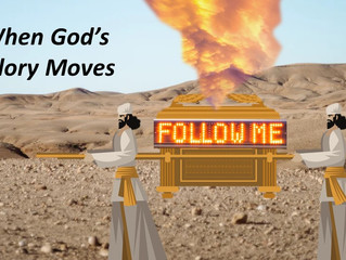 When God's Glory Moves
