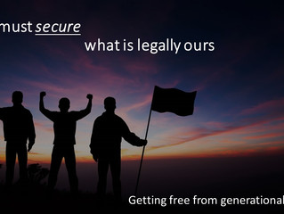 Secure What Is Legally Yours