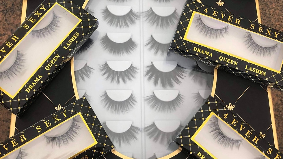 Drama Queen lashes 🛍Sales $5 each Pair Pair
