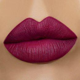 4ES- Liquit Matte Lipstick-WINE