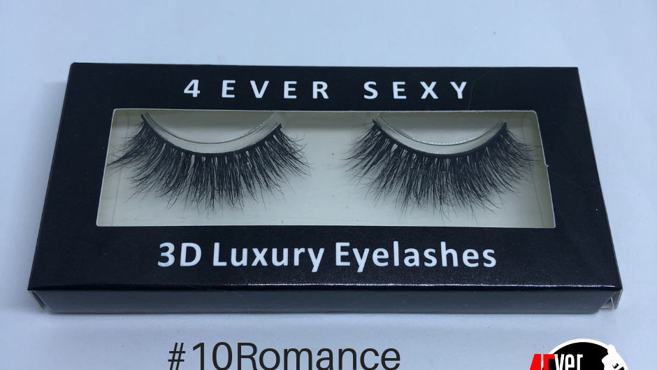 3D Luxury  Eyelashes