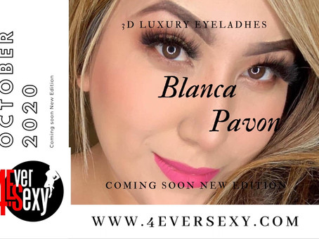 Blanca Pavon 3D Luxury Eyelashes