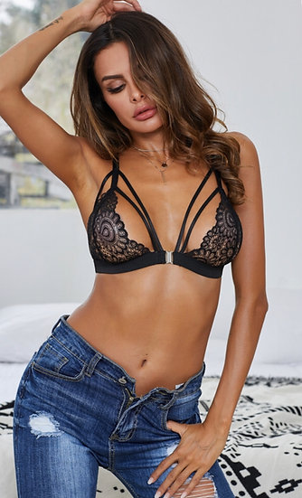 Stapless Bra Sexy top