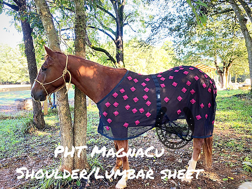 MagnaCu Shoulder/Lumbar Blanket