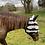 Thumbnail: Bucas Buzz Off Zebra Fly mask