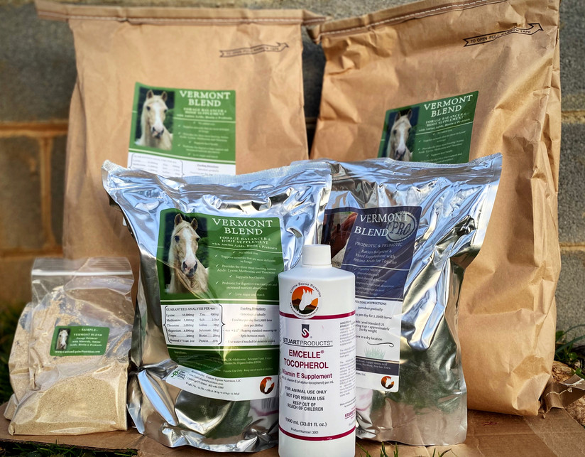 Custom Equine Nutrition