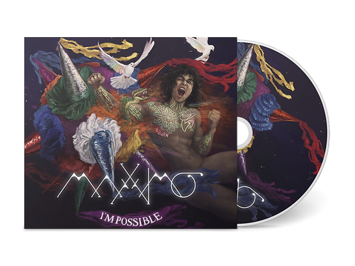 """I'MPOSSIBLE"" CD"