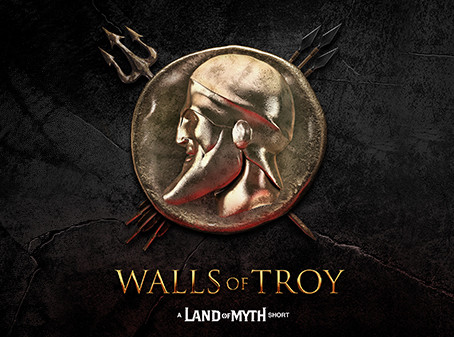 New Untold story! Walls of Troy