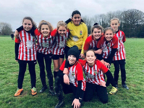U11 girls now recruiting