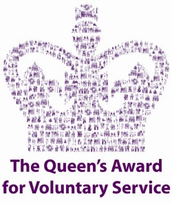 Ross Juniors receives Queen's Award