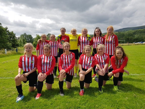 Can you help our U15 girls?