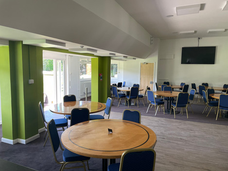 Clubhouse now open