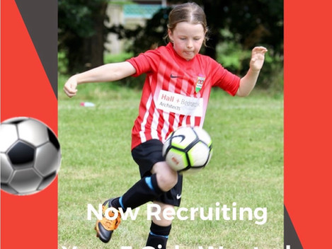 Year 5 girls wanted for our u10's