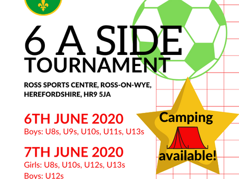 Ross tournament returns in 2020!