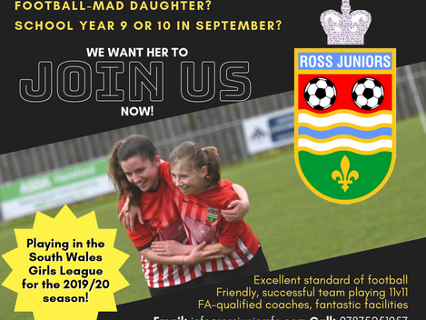 Looking for Under 15 girls football in Herefordshire?