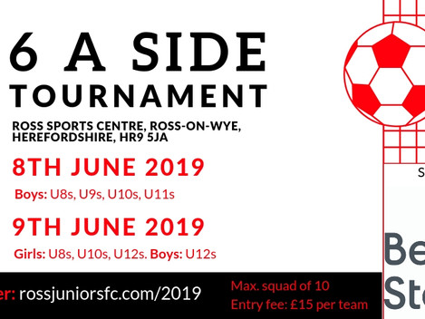 Tournament filling up in January!
