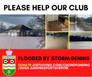 CLUB STATEMENT: Flooding has put the future of our club in jeopardy. Help us serve our community by